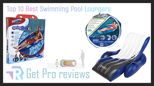 Best Swimming Pool Loungers