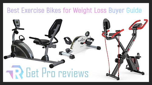 Exercise Bikes for Weight Loss Buyer Guide